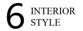 6 INTERIOR STYLE