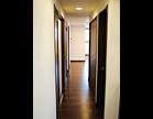廊下を短くすることで居室にゆとりの広さを確保しました